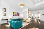 Beautifully renovated 20-foot wide, 5-story, single-family UWS brownstone